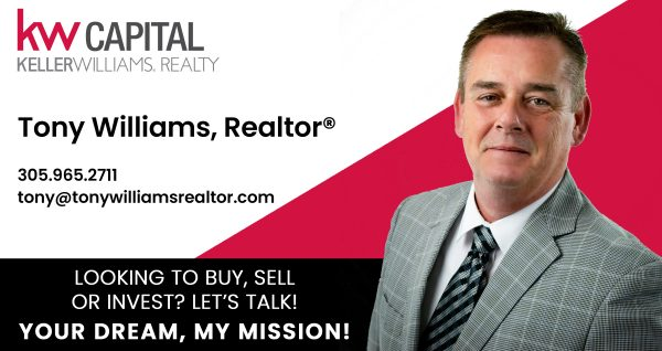 Tony Williams Realtor